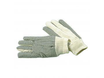 Baumwoll-Handschuhe mit Noppen
