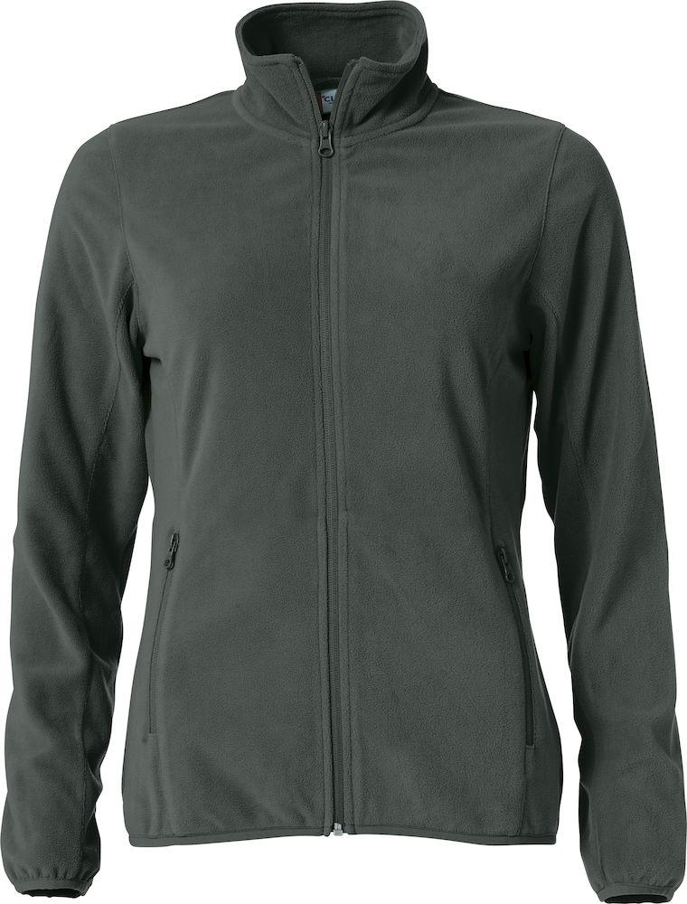 Basic Micro Fleece Jacket Ladies Clique 23915