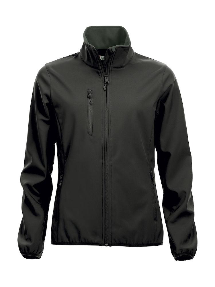 Basic Softshell Jacket Ladies Clique 20915