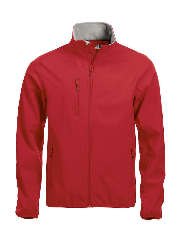 Basic Softshell Jacket Clique 20910