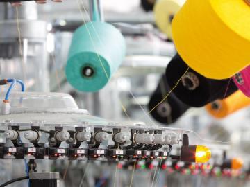 Besticken von Textilien - Offertanfrage