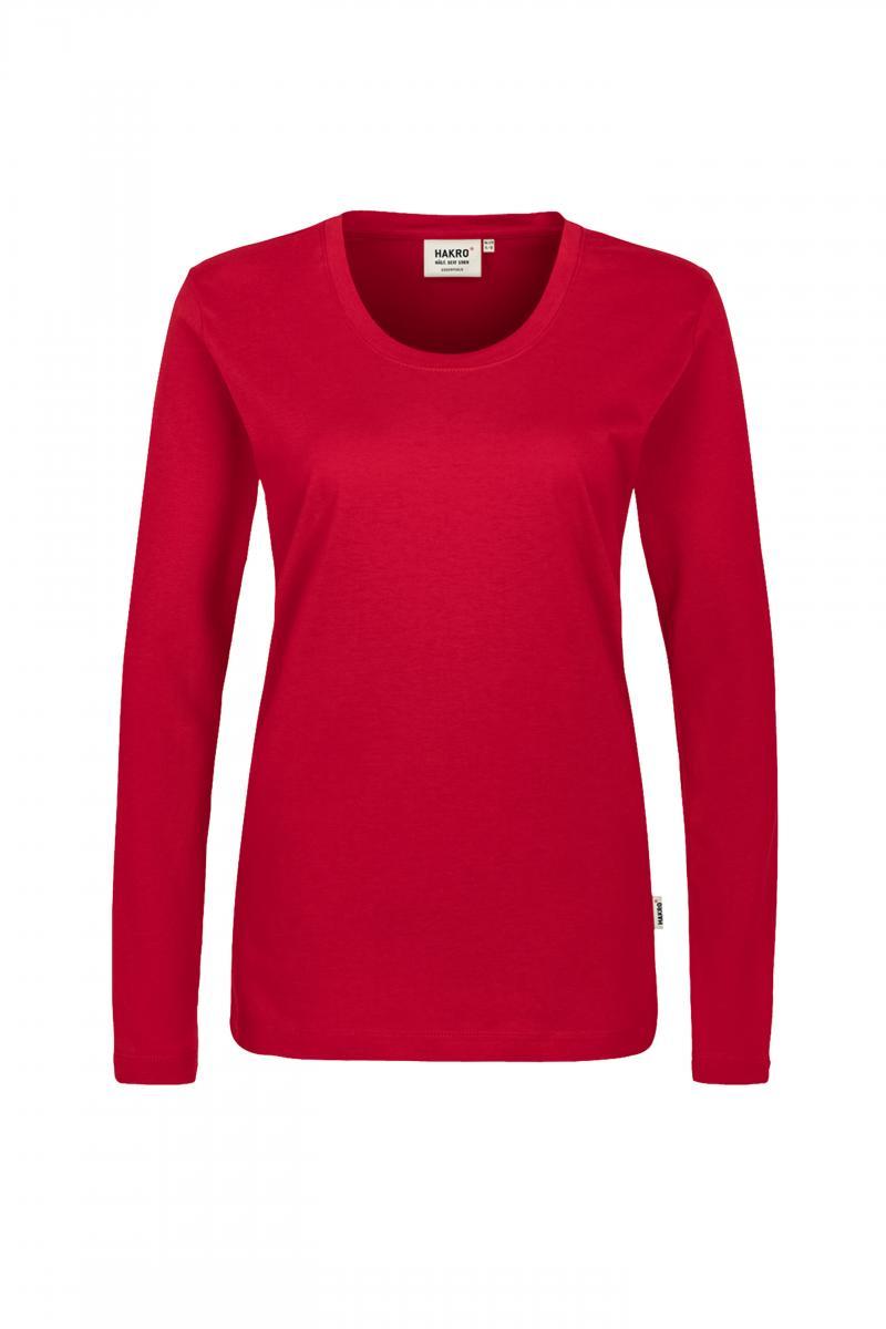 Damen-Shirt Langarm Classic 0178