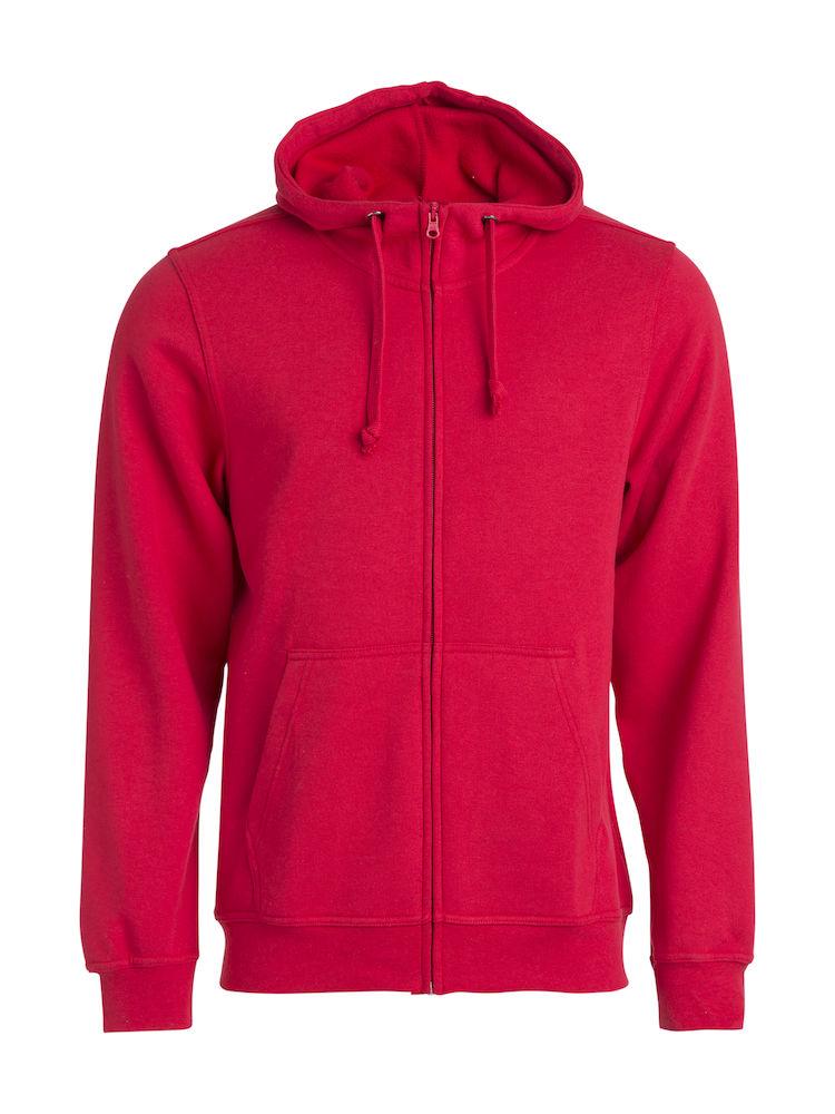 Basic Hoody Full zip Clique 21034