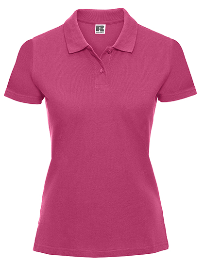 Ladies` Classic Cotton Polo  Z569F