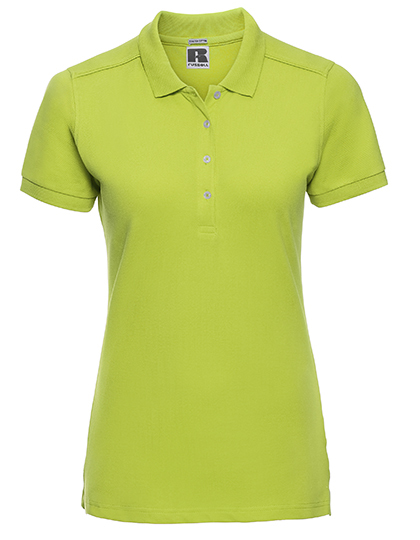 Ladies` Fitted Stretch Polo  Z566F