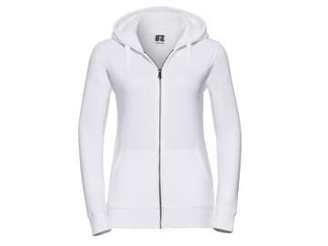 Ladies` Authentic Zipped Hood Jacket  Z266F