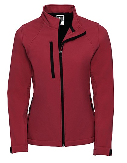 Ladies` Softshell Jacket  RZ140F